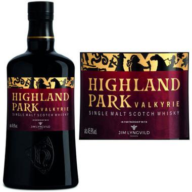 Highland Park VALKYRIE Single Malt Scotch 750ml