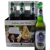 Hofbrau Munchen Hefe Weizen 330ml 6 Pack (Germany)
