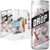 The Drop California Red Wine NV 4-250ml Cans