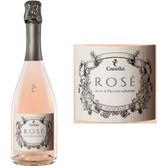 Canella Spumante Brut Rose NV 187ml