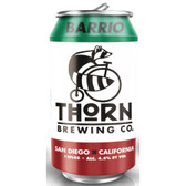 Thorn Brewing Barrio Lager 12oz 6 Pack Cans