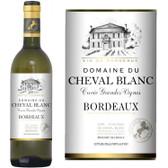 Domaine du Cheval Blanc Bordeaux Blanc