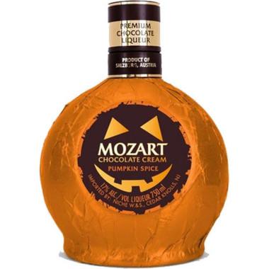 Mozart Chocolate Cream Pumpkin Spice Liqueur 750ml