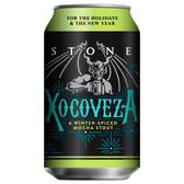 Stone Brewing Xocoveza Mocha Stout 2018 12oz 6 Pack Cans