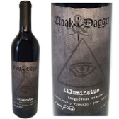 Cloak & Dagger Illuminatus Hidden Valley Vineyard Paso Robles Sangiovese Reserve