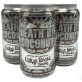 Oskar Blues Death By Coconut Irish Porter 12oz 4 Pack Cans