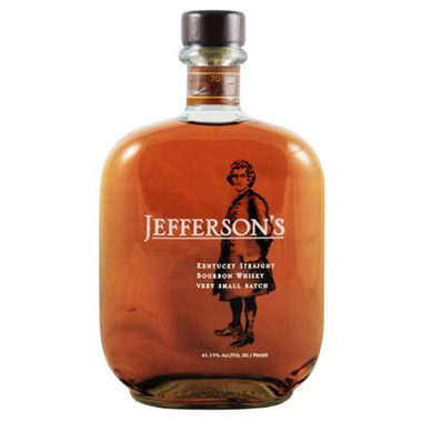 Jefferson's Very Small Batch Kentucky Straight Bourbon 750ml