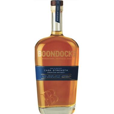 Boondocks Cask Strength American Whiskey 750ml