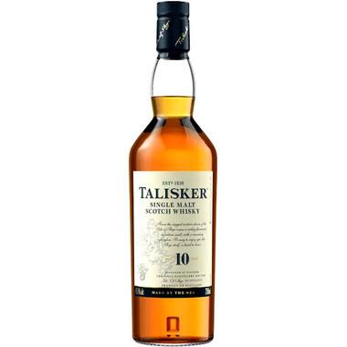 Talisker 10 Year Old Isle of Skye 750ml