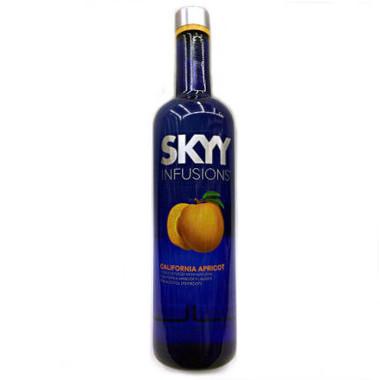 Skyy Infusions California Apricot Vodka 750ml