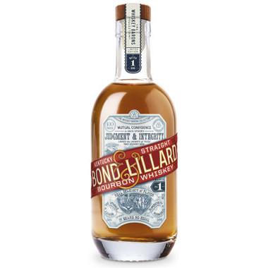 Bond & Lillard Kentucky Straight Bourbon Whiskey 375ml Half Bottle