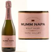 Mumm Napa Brut Rose Sparkling Blend NV