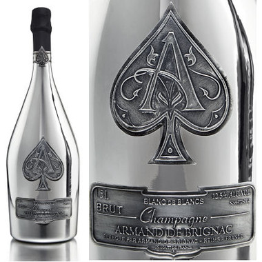 Armand de Brignac Blanc de Blancs Champagne NV 1.5L