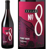 Cellar #8 California Pinot Noir