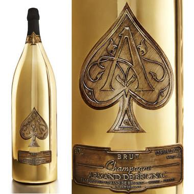 Armand de Brignac Brut Rose Champagne NV 3L