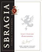 Sbragia Family Dry Creek Gino's Vineyard Zinfandel