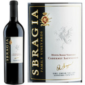 Sbragia Family Monte Rosso Vineyard Dry Creek Cabernet