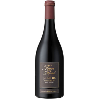 J. Lohr Tower Road Vineyard Paso Robles Petite Sirah