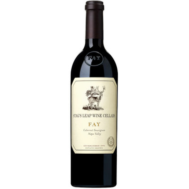 Stag's Leap Cellars Fay Vineyard Cabernet