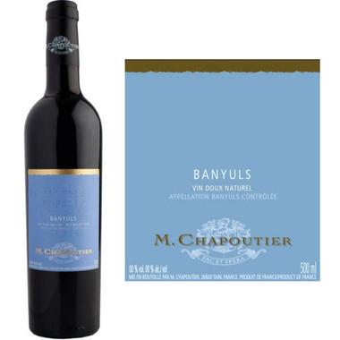 M. Chapoutier Banyuls
