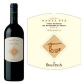 La Braccesca Vigneto Santa Pia Vino Nobile di Montepulciano DOCG