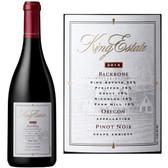 King Estate Backbone Oregon Pinot Noir