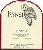 Kynsi Edna Ranch Vineyard Syrah
