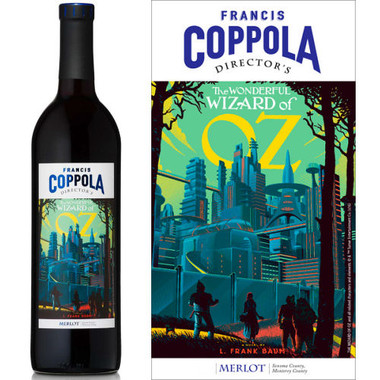 Francis Coppola Director's Wizard of Oz California Merlot