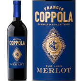 Francis Coppola Diamond Series Blue Label Merlot