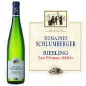 Domaines Schlumberger Alsace Riesling Les Princes Abbes