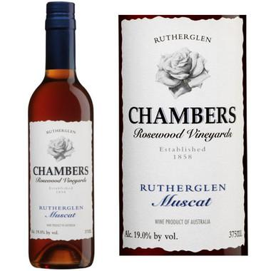 Chambers Rosewood Rutherglen Muscat NV