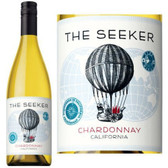 12 Bottle Case The Seeker California Chardonnay 2016 w/ Free Shipping