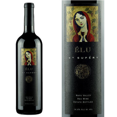 St. Supery Elu Napa Red Wine