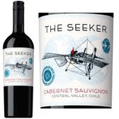 12 Bottle Case The Seeker Central Valley Cabernet 2017 (Chile) w/ Free Shipping