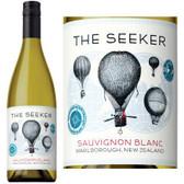 12 Bottle Case The Seeker Marlborough Sauvignon Blanc 2017 (New Zealand) w/ Free Shipping