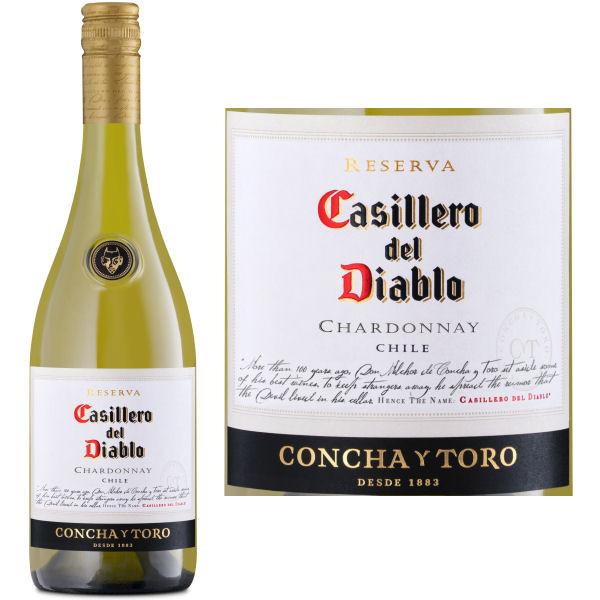 Concha Y Toro Casillero Del Diablo Chardonnay 2017 Chile