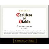 12 Bottle Case Concha Y Toro Casillero del Diablo Chardonnay 2017 (Chile) w/ Free Shipping