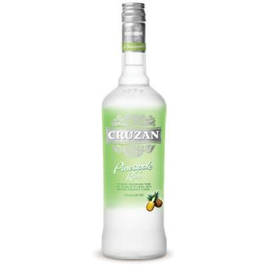 Cruzan Pineapple Rum 750ml