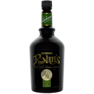 Ryan's Original Irish Style Cream Liqueur 750ml