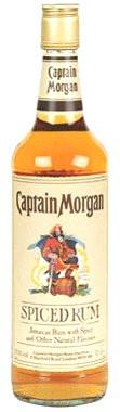 Captain Morgan Spiced US 750ml