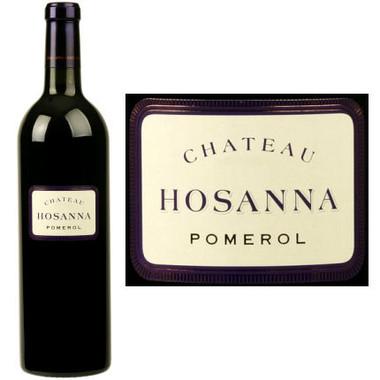Chateau Hosanna Pomerol
