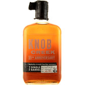 Knob Creek 25th Anniversary Single Barrel Kentucky Straight Bourbon Whiskey 750ml