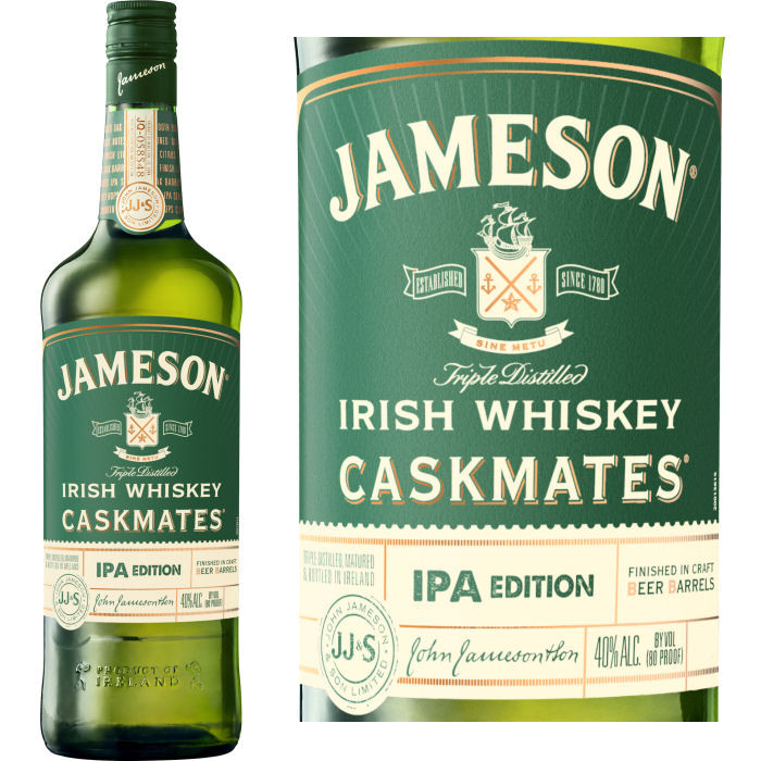 Jameson Irish Whiskey reviews and comments: