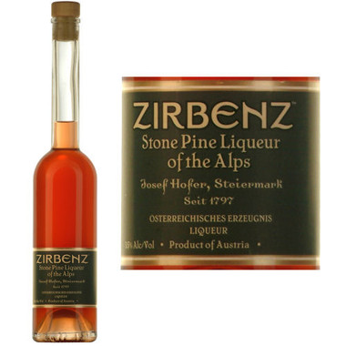 Zirbenz Stone Pine Liqueur of the Alps 750ml