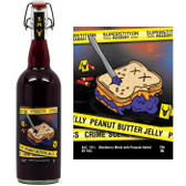 Superstition Meadery Peanut Butter Jelly Crime Honey Wine 750ml