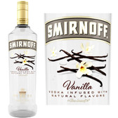 Smirnoff Vanilla Vodka 750ml