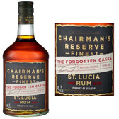 Saint Lucia Chairman's Reserve The Forgotten Casks Rum 750ml