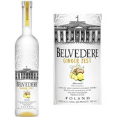 Belvedere Polish Ginger Zest Vodka 750ml