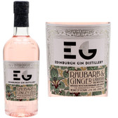 Edinburgh Gin Rhubarb & Ginger Liqueur 750ml