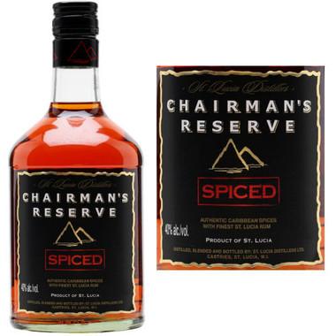 Saint Lucia Chairman's Reserve Spiced Rum 750ml